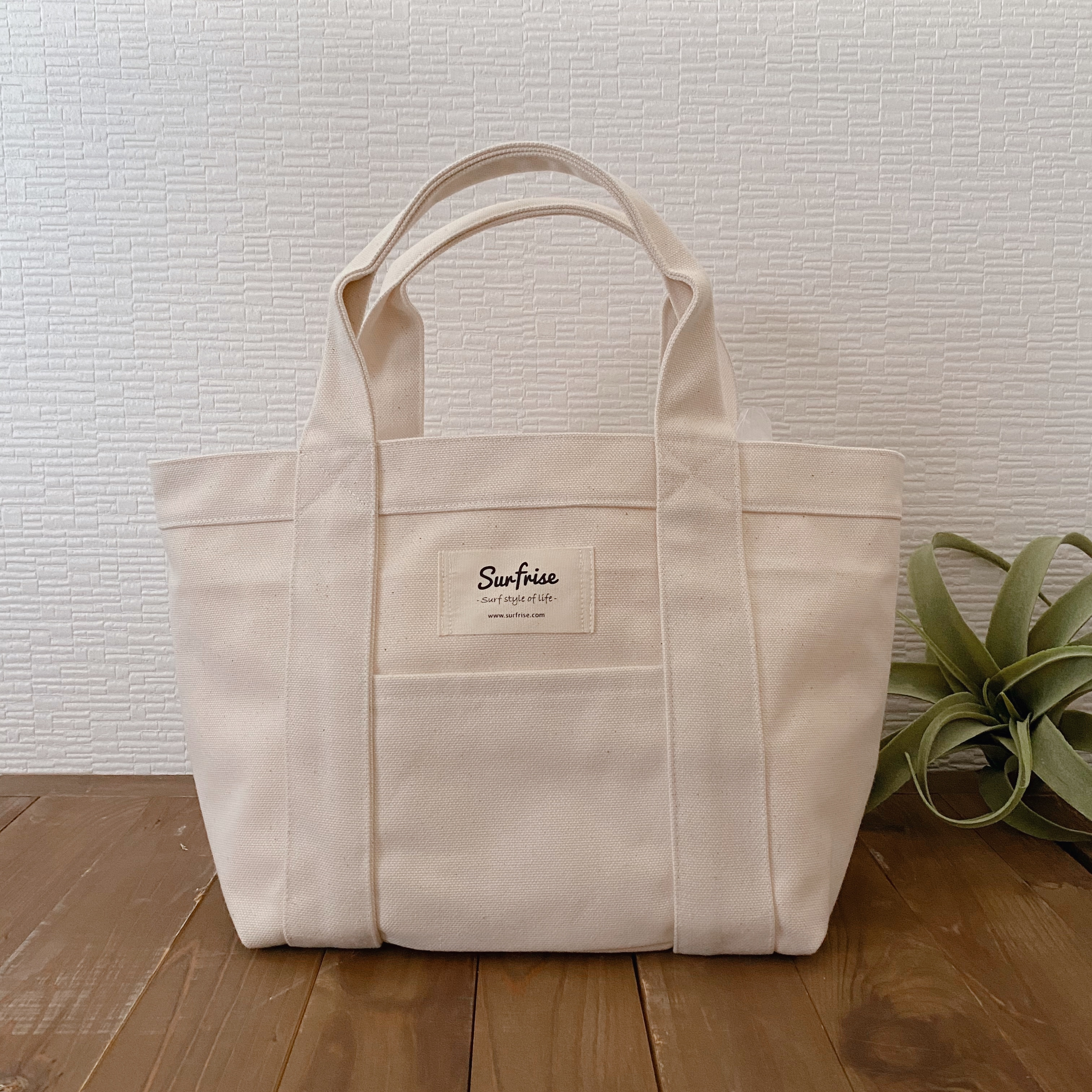 Tote bag S - White5