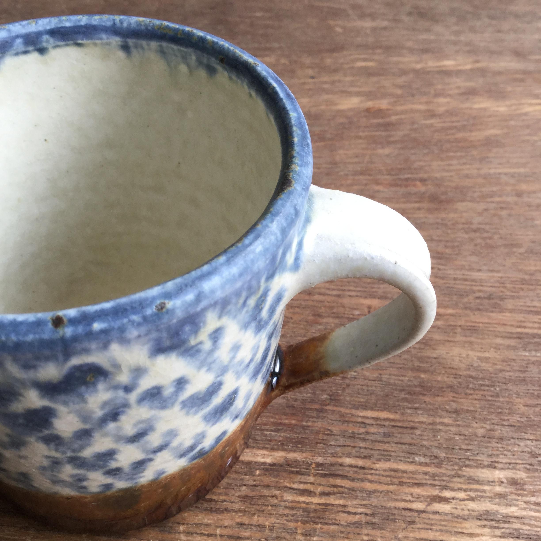 【蓮見かおり】 マグカップ b φ8.7㎝×8.7cm 5 - 画像3
