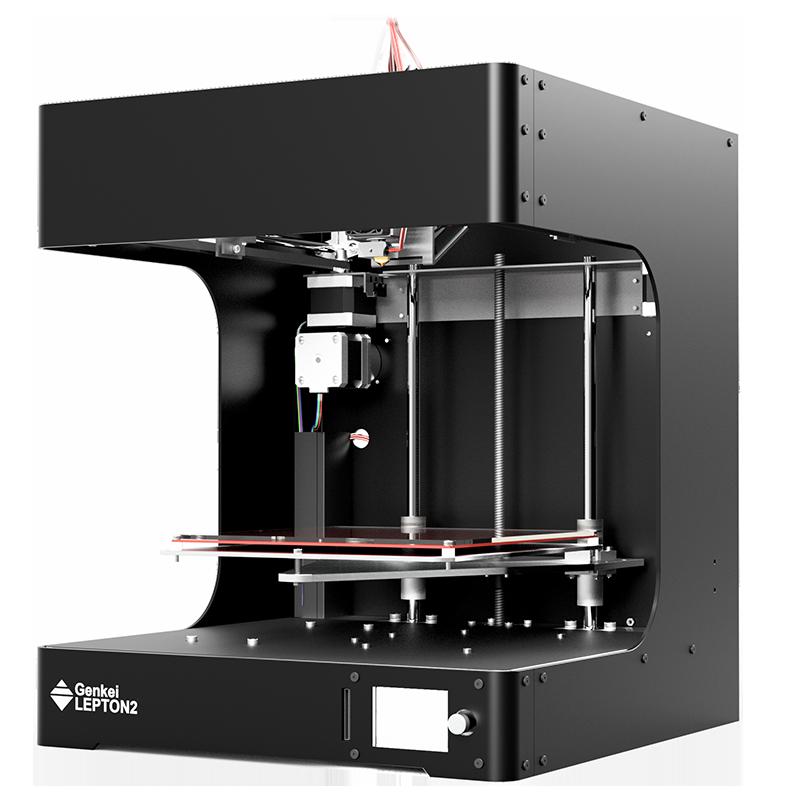 Lepton2 3Dプリンター  ヒーテッドベッド(HBP) 標準搭載 - 画像1