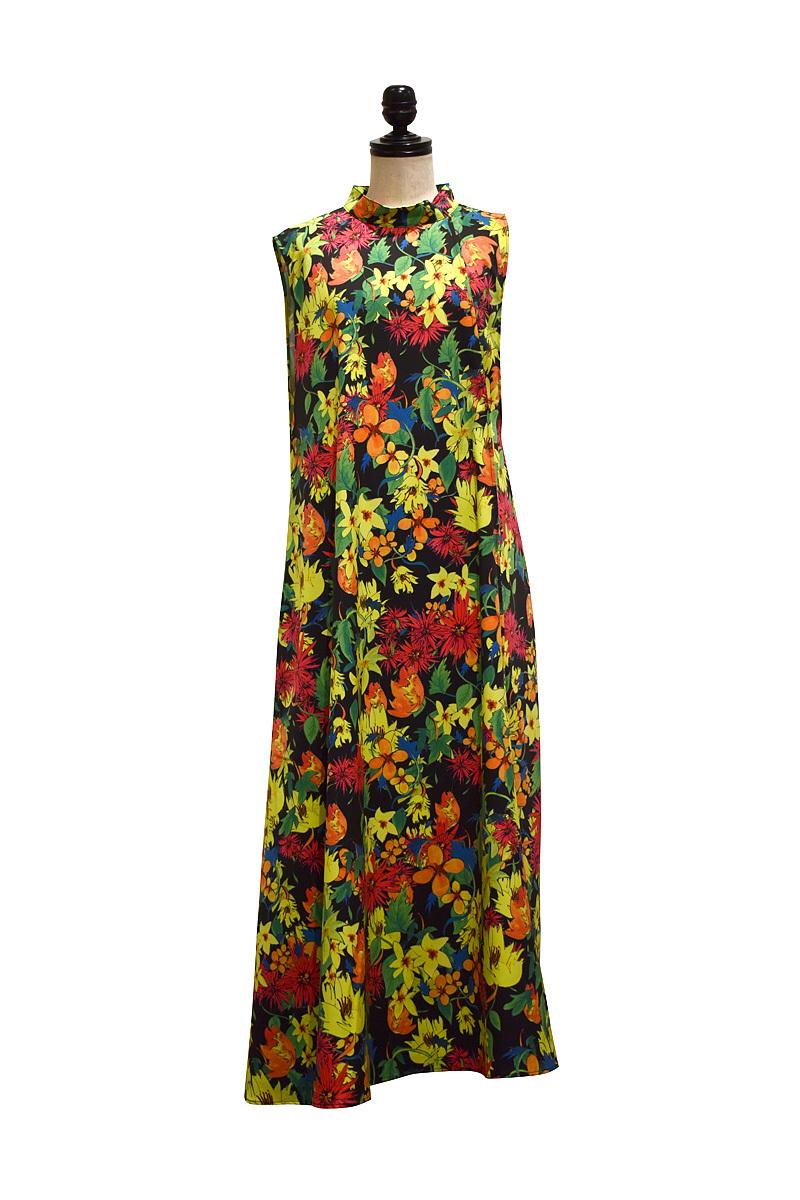 RIDDLEMMA / Shape dress / Flower