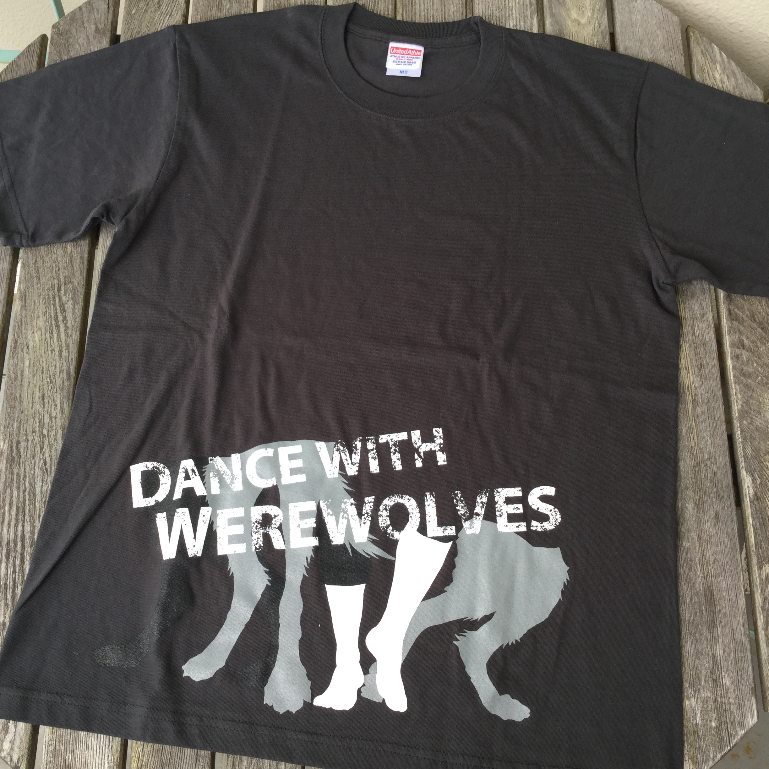 Dance with werewolves スミ