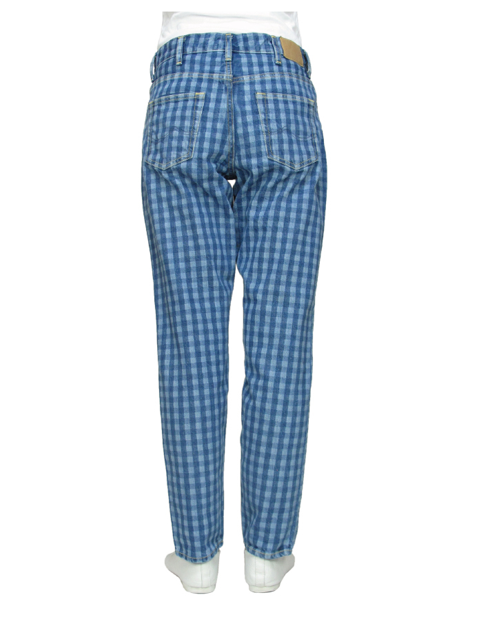 FS relax pencil  gingham-check color - 画像3