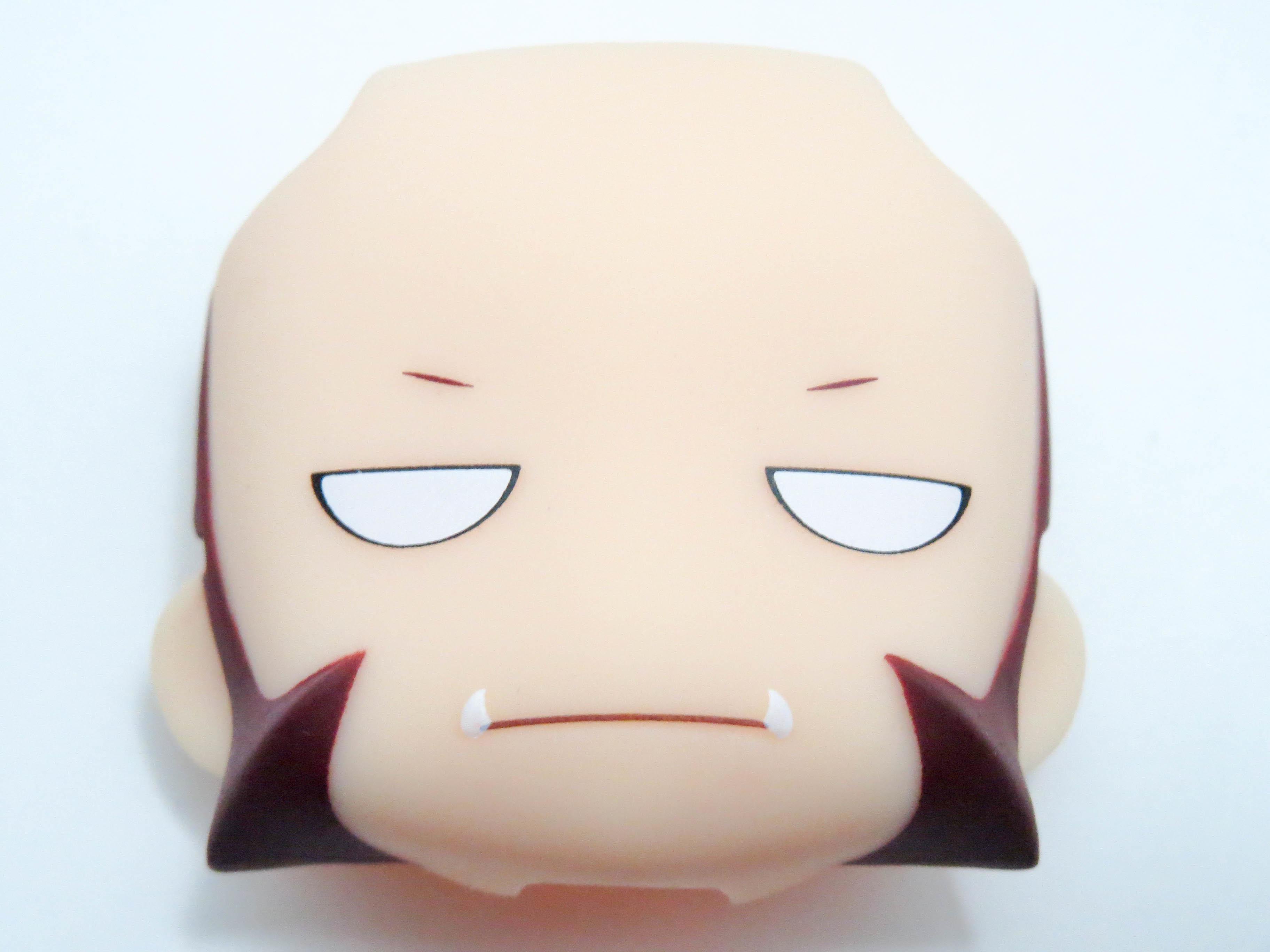 【870】 クラウス・V・ラインヘルツ 顔パーツ なごみ顔 ねんどろいど