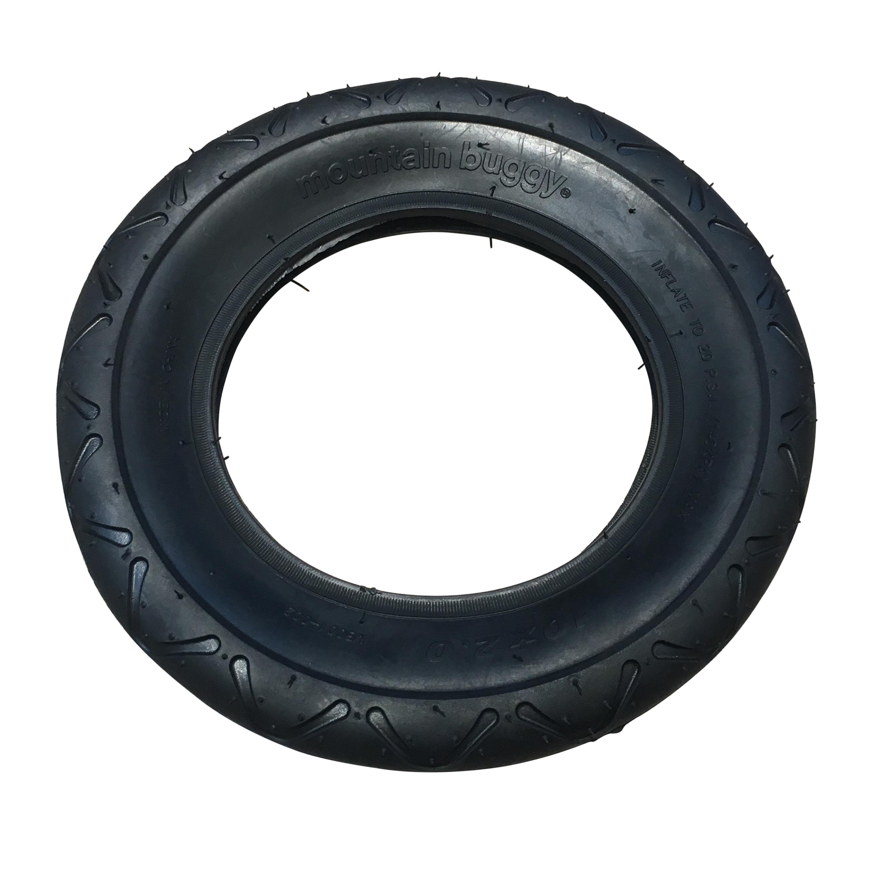 【タイヤ】mountain buggy 10 inch tire  10インチタイヤ(チューブなし)×1