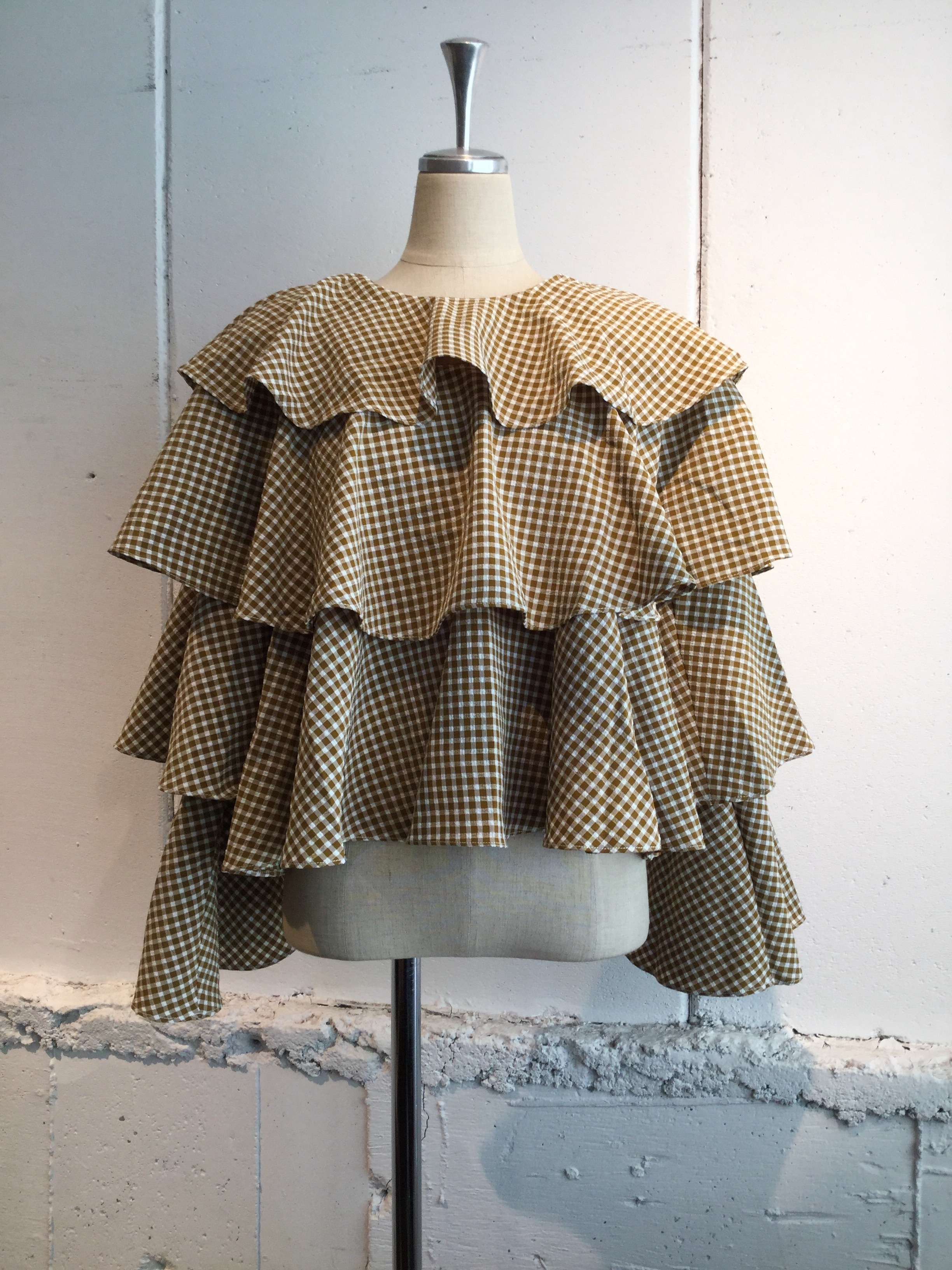 Sister Jane Ruffle Tiered Blouse