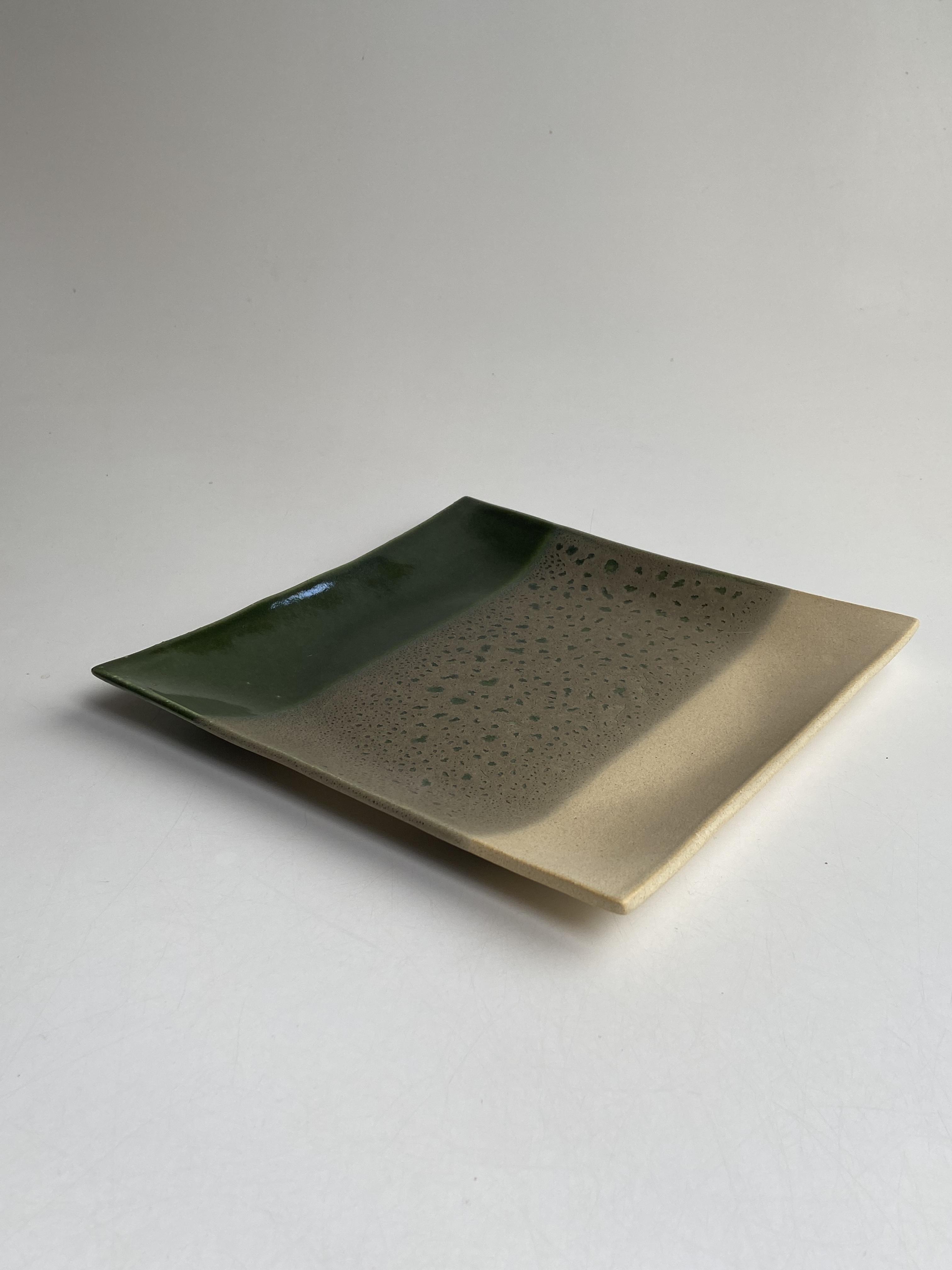 おやつプレート(大)ニッキ&ハンドルマグライムセット pur-49