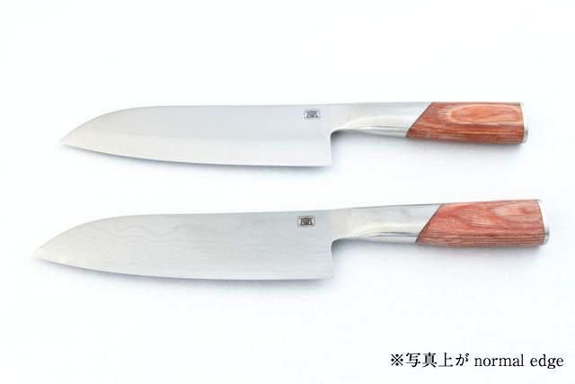 包丁 無垢 三徳170mm