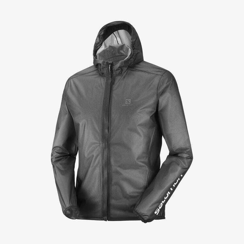 Salomon サロモン BONATTI RACE WATERPROOF JKT M Black メンズ ボナッティ ウォータープルーフジャケット ブラック LC1537600