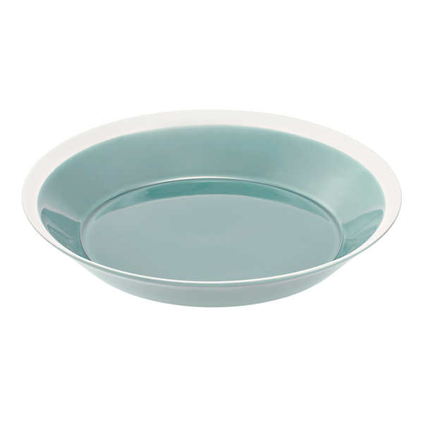 yumiko iihoshi porcelain Dishes プレート230 pistachio green