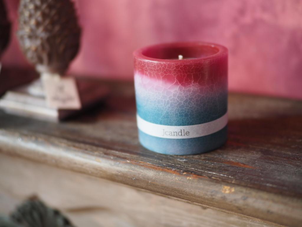 gradation lantern candle 2