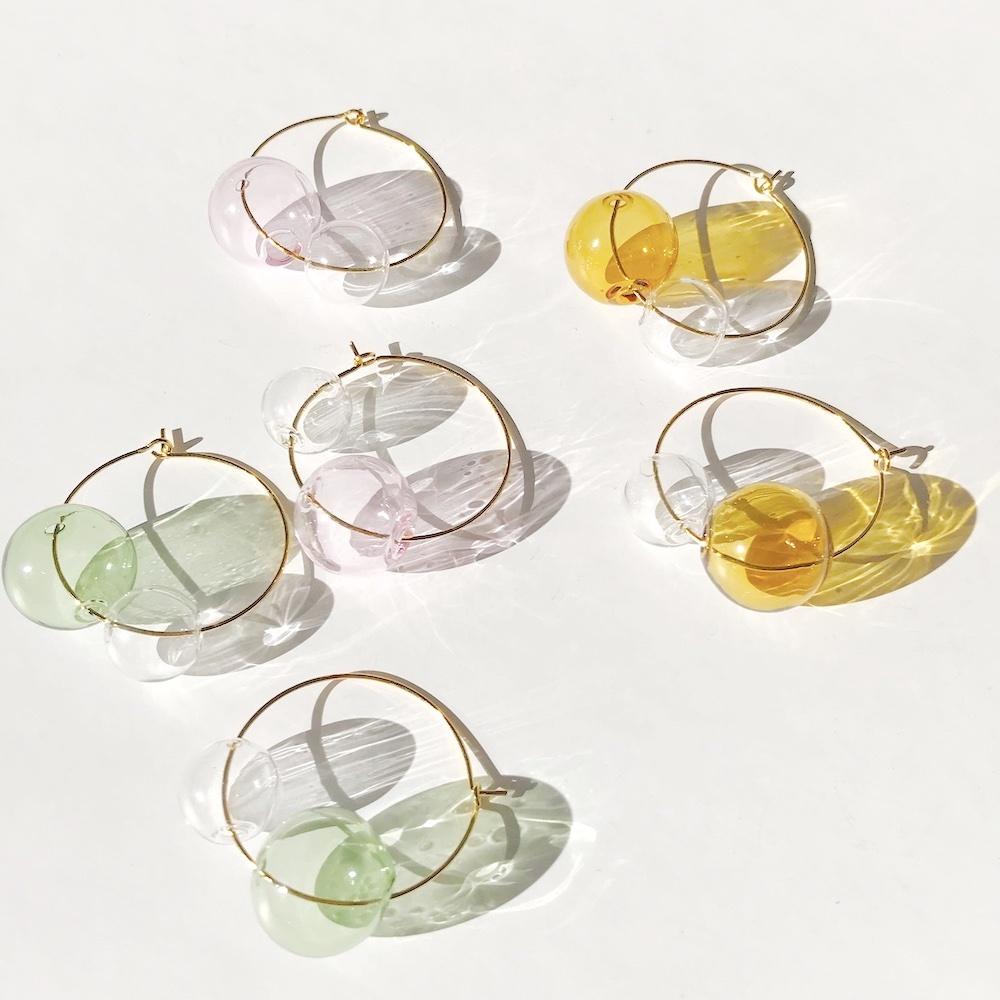 P1070 - Glass Bubble