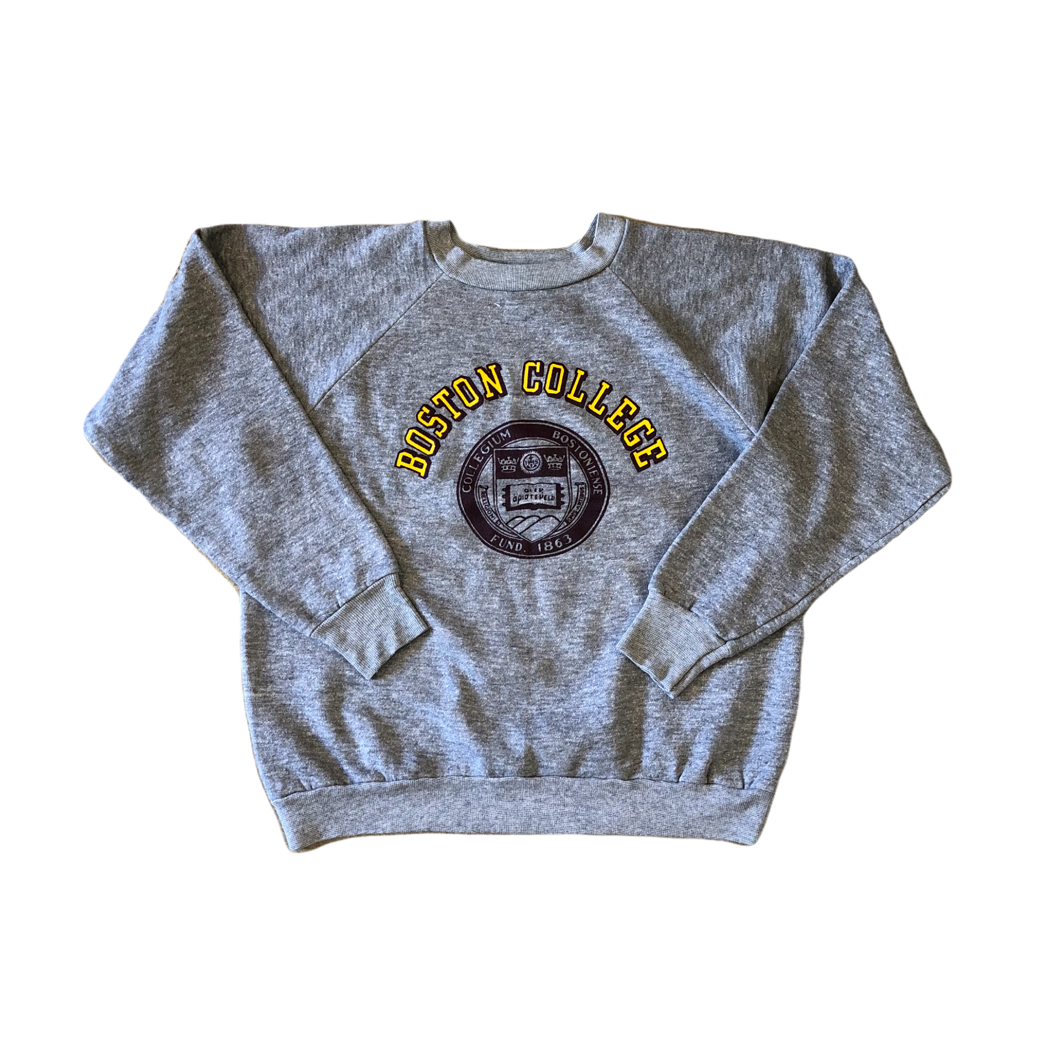 Vintage Boston College Sweat ¥7,200+tax