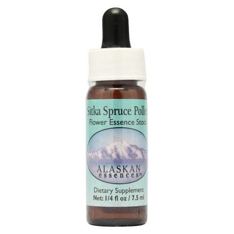 シツカスプルースポルン[Sitka Spruce Pollen]