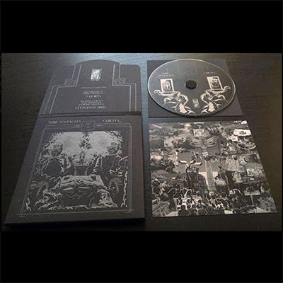 "TUBE TENTACLES / GUILTY C. ""s/t"" (Arigato-pack CD) - 画像3"
