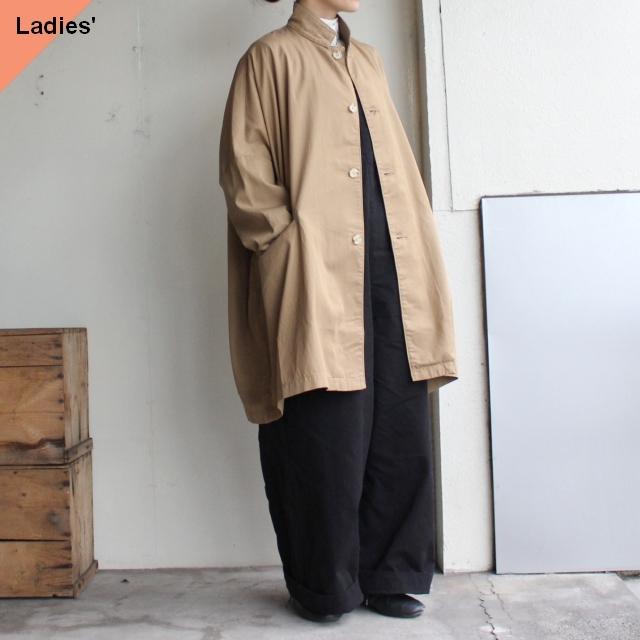 SETTO MARKET JKT 綿テンセルマーケットジャケット STL-JK0086 ベージュ