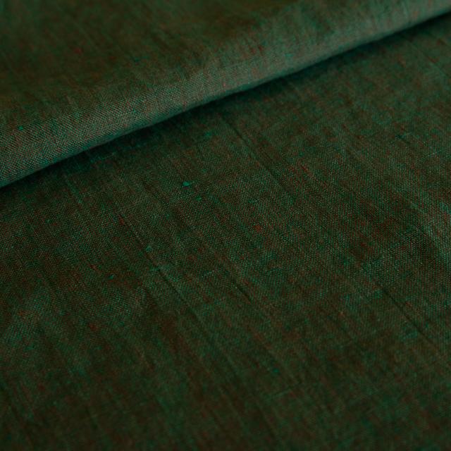 リトアニアリネン/R10フォレスト グリーン