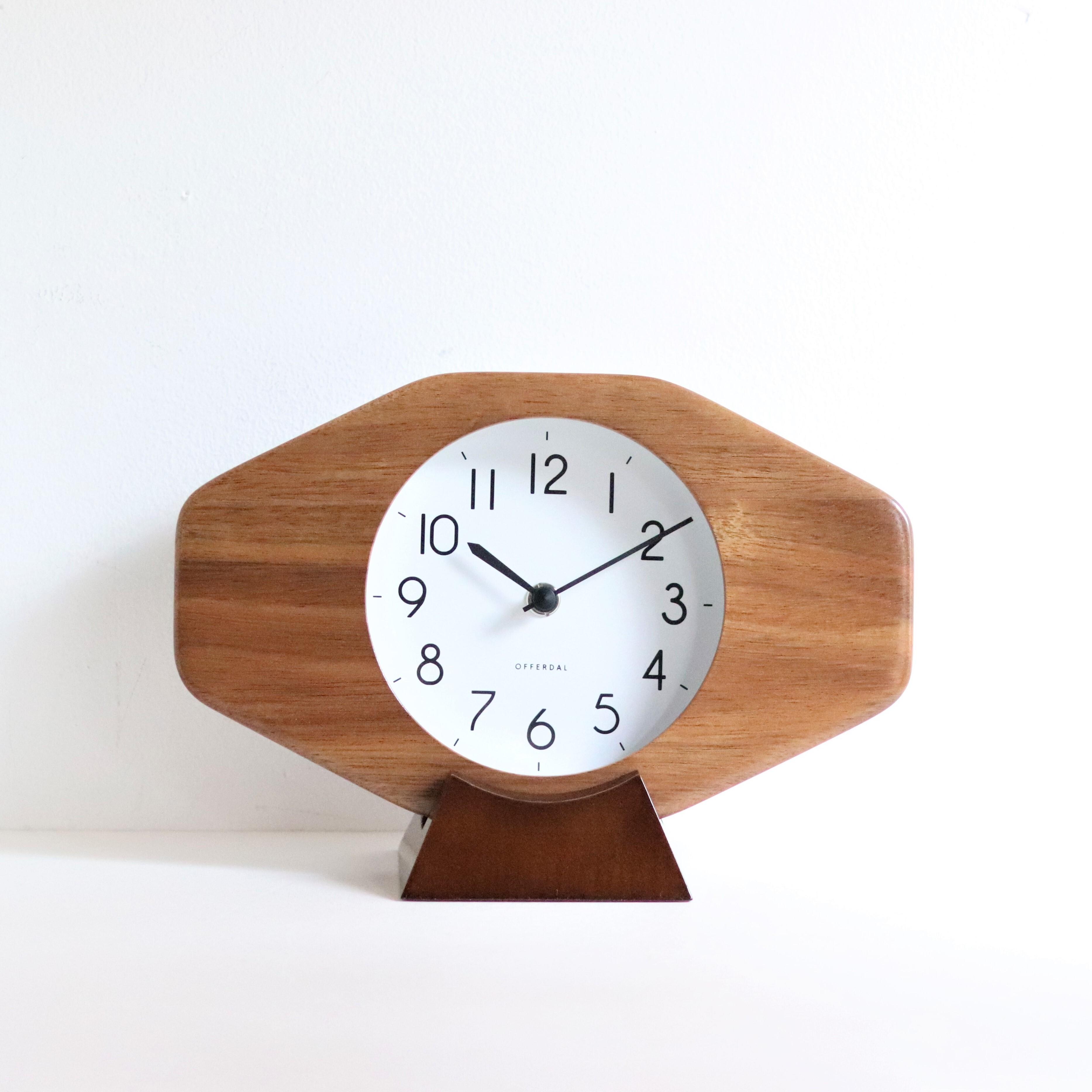 【雑貨・インテリア】掛け置き時計 Lgota【2053】