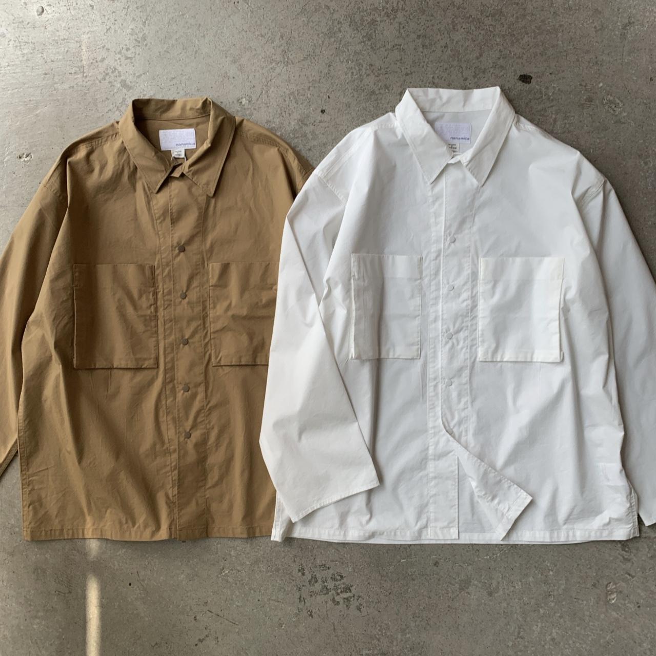 nanamica - Shirt Jacket