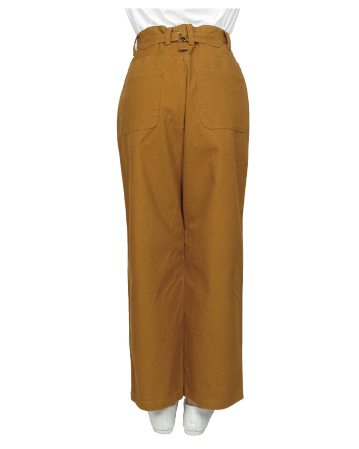 canvas ranch pants Lot:04124 - 画像4