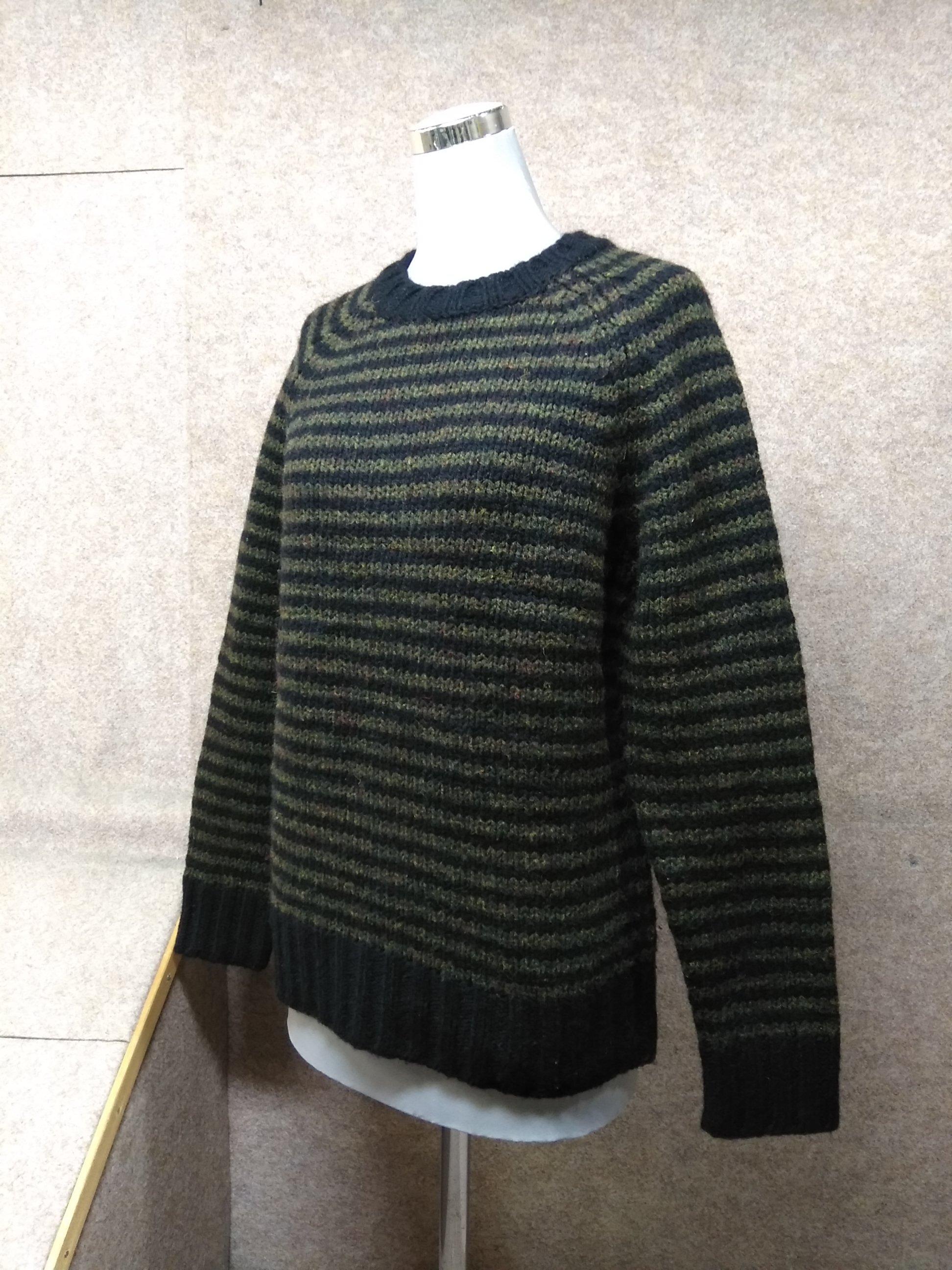 MARGARET HOWELL マーガレットハウエル セーター Ⅱ mh545E