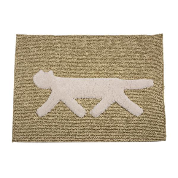 Rondo Cat Mat(S) アイボリー