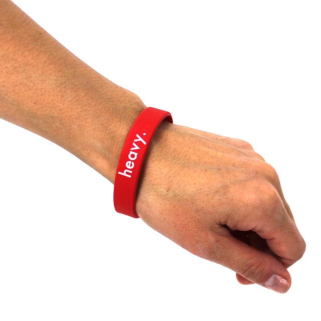 logo rubber band - 画像4