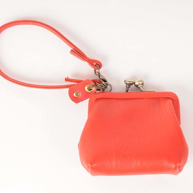 df17AW-FG01 LEATHER COIN PURSE