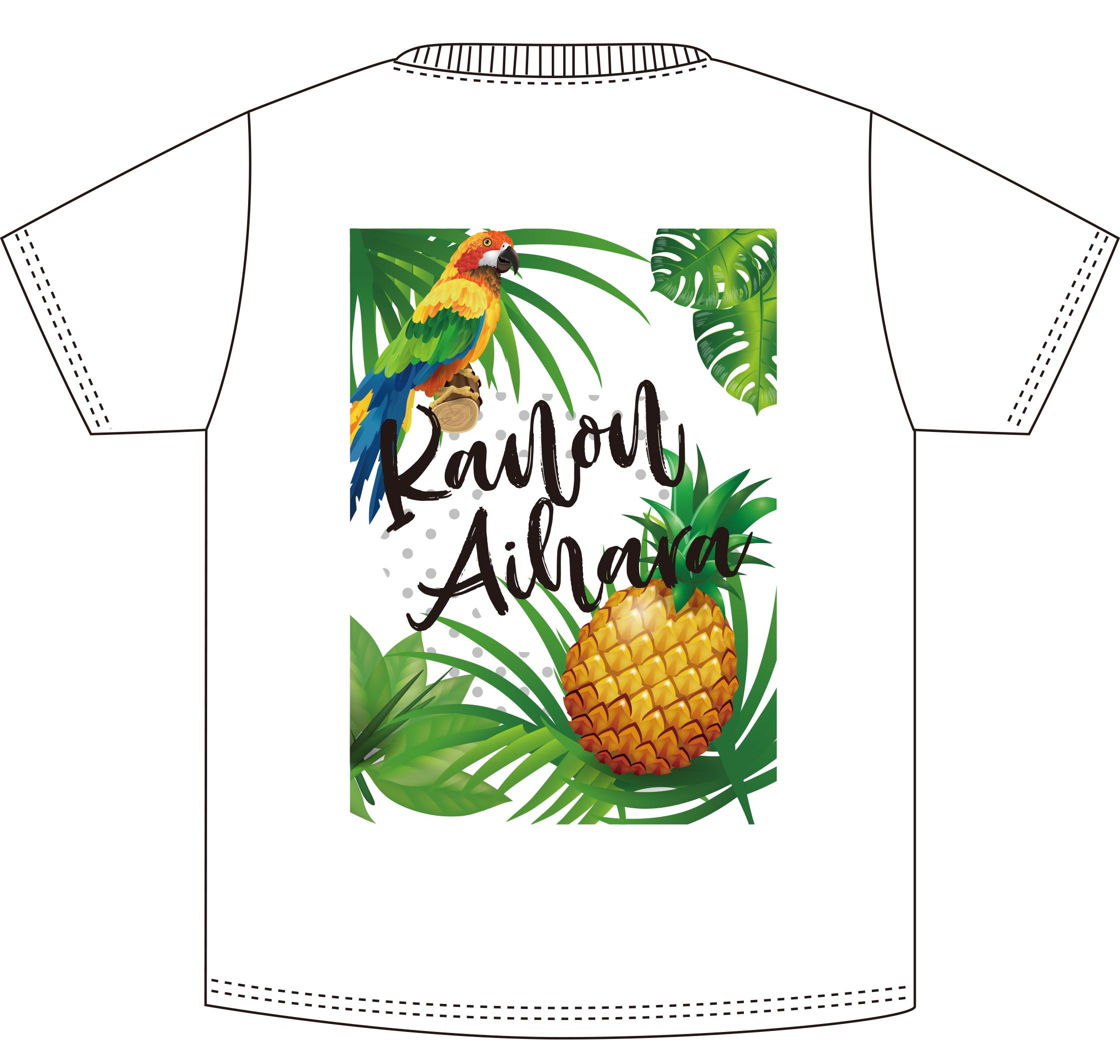"""Tシャツ""""SUMMER""""B /  愛原かのん"""