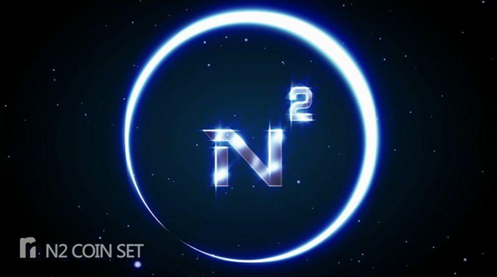 N2コイン 超クリーンな3フライ3 ★レギュラーワンダラー2枚セット★