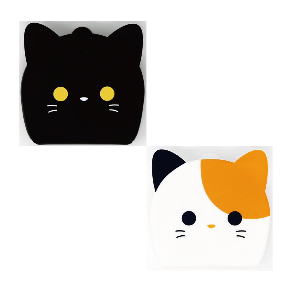 猫ポーチ(ミミコインフレンズ)2種類