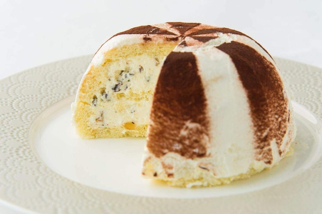 奥田シェフ特製ケーキ『ズコット』4号サイズ