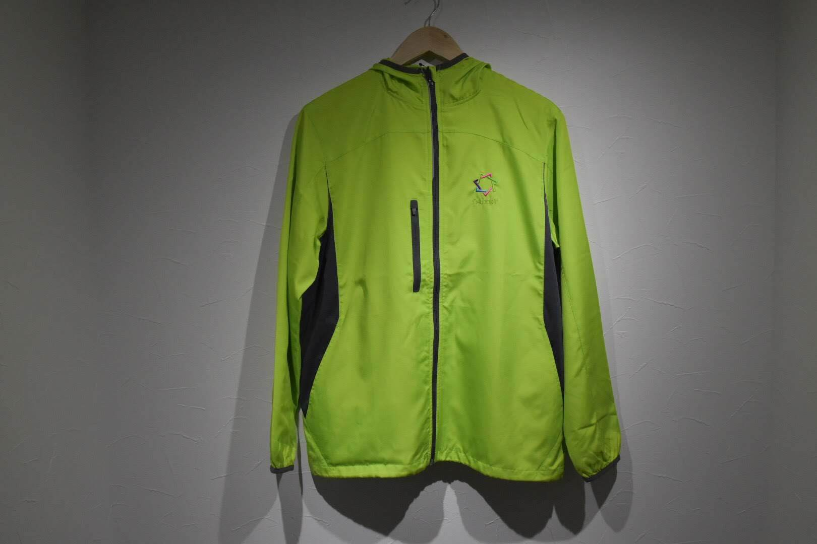 "CALDEIRA RIPSTOP HOODED JACKET ""PRISM""(8044)"