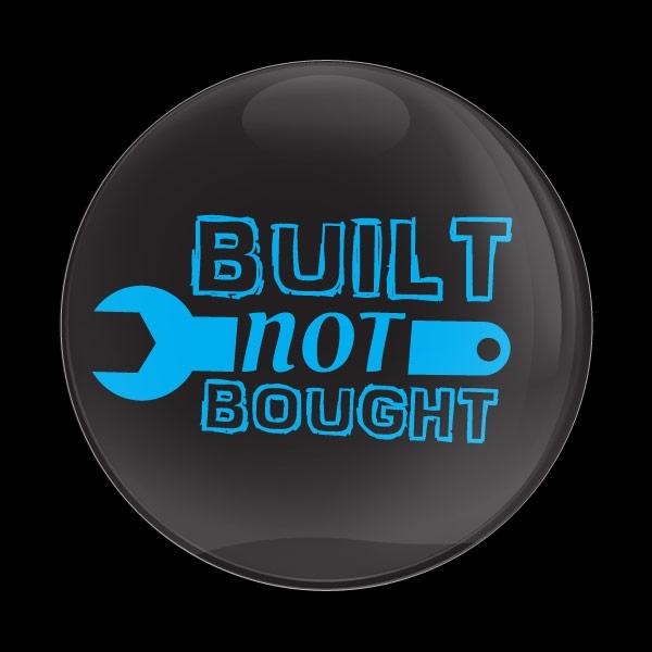 ゴーバッジ(ドーム)(CD1064 - BUILT NOT BOUGHT) - 画像1