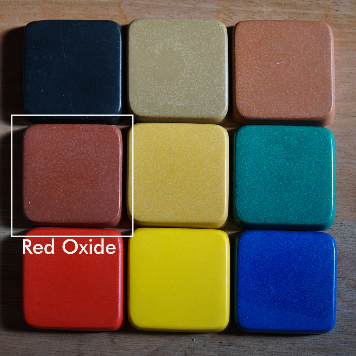 PIGMENT RED OXIDE 1kg(着色剤:レッドオキサイド 1kg) - 画像2