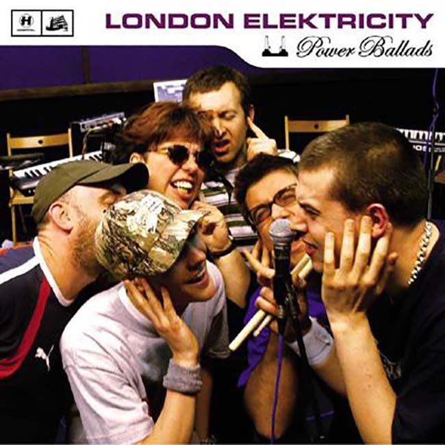 ロンドン・エレクトリシティ - パワーバラッズ(初回生産限定盤) - 画像1