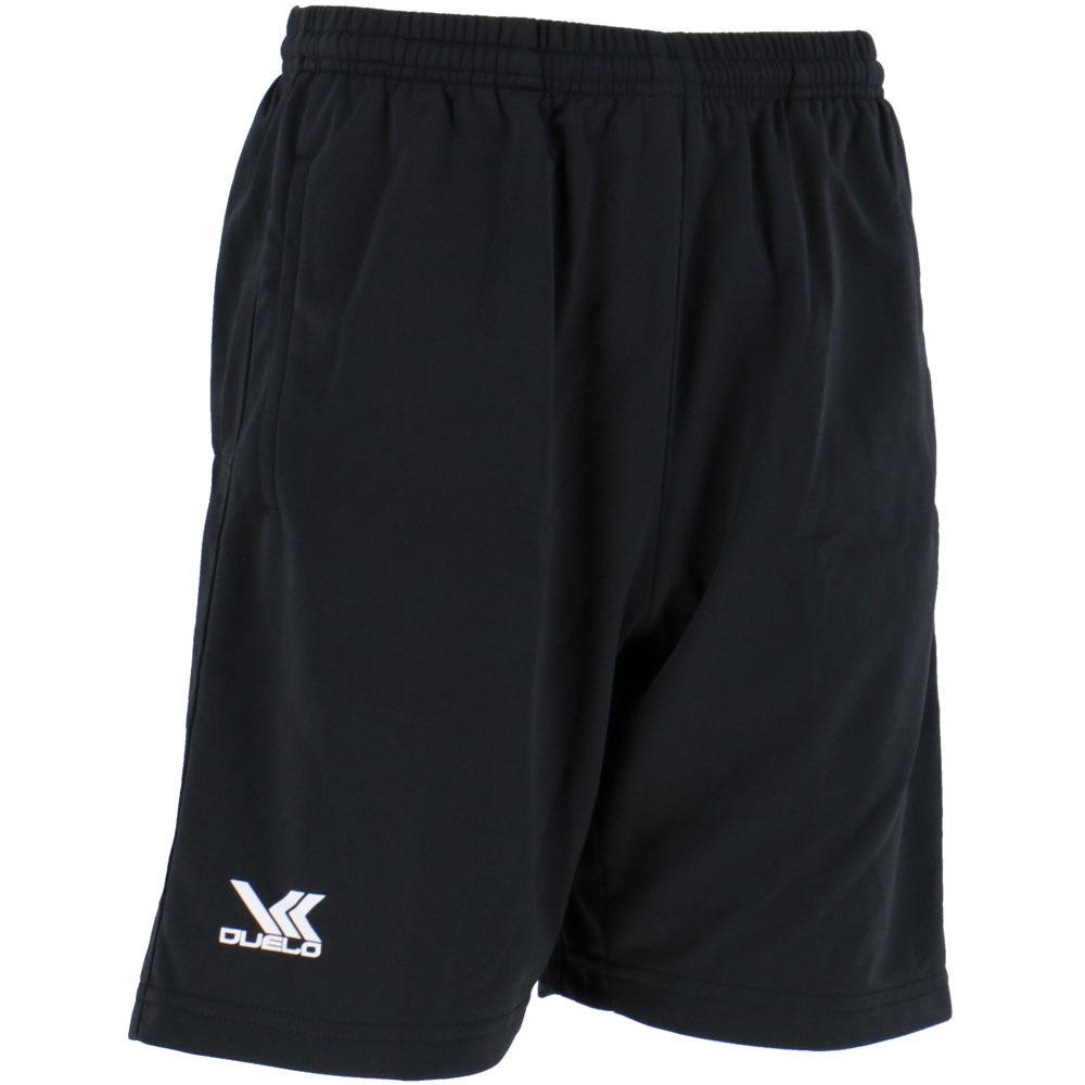 D-008 Jersey Half Pants BLK