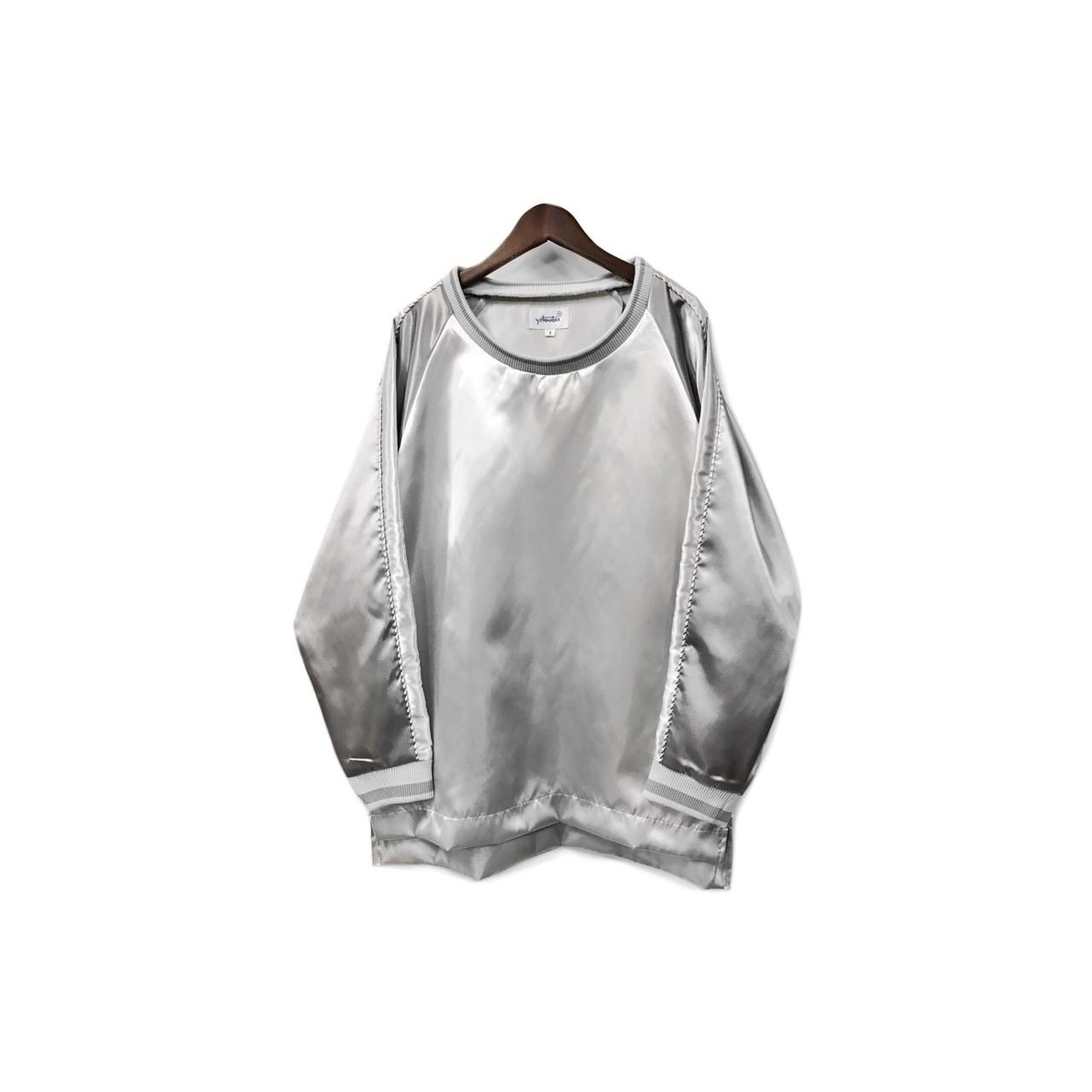 yotsuba - Souvenir Pullover Tops / Silver ¥18000+tax