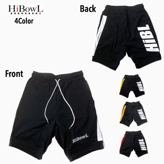 HiBOWL『ハイボール』HiBowL Big Logo Shots/ブラック