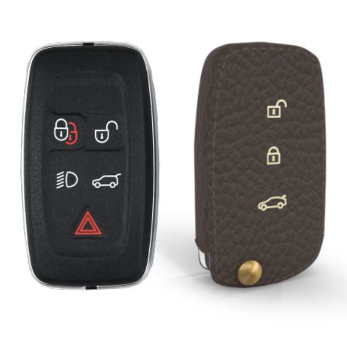 Land Rover 専用 TypeB Car Key Case Shrink Leather Case