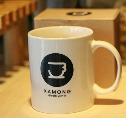 EXO カイくんの家族のカフェ(KAMONG)MAG CUP