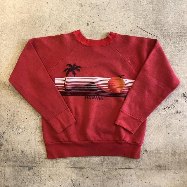 Vintage Hawaii Raglan Sweat