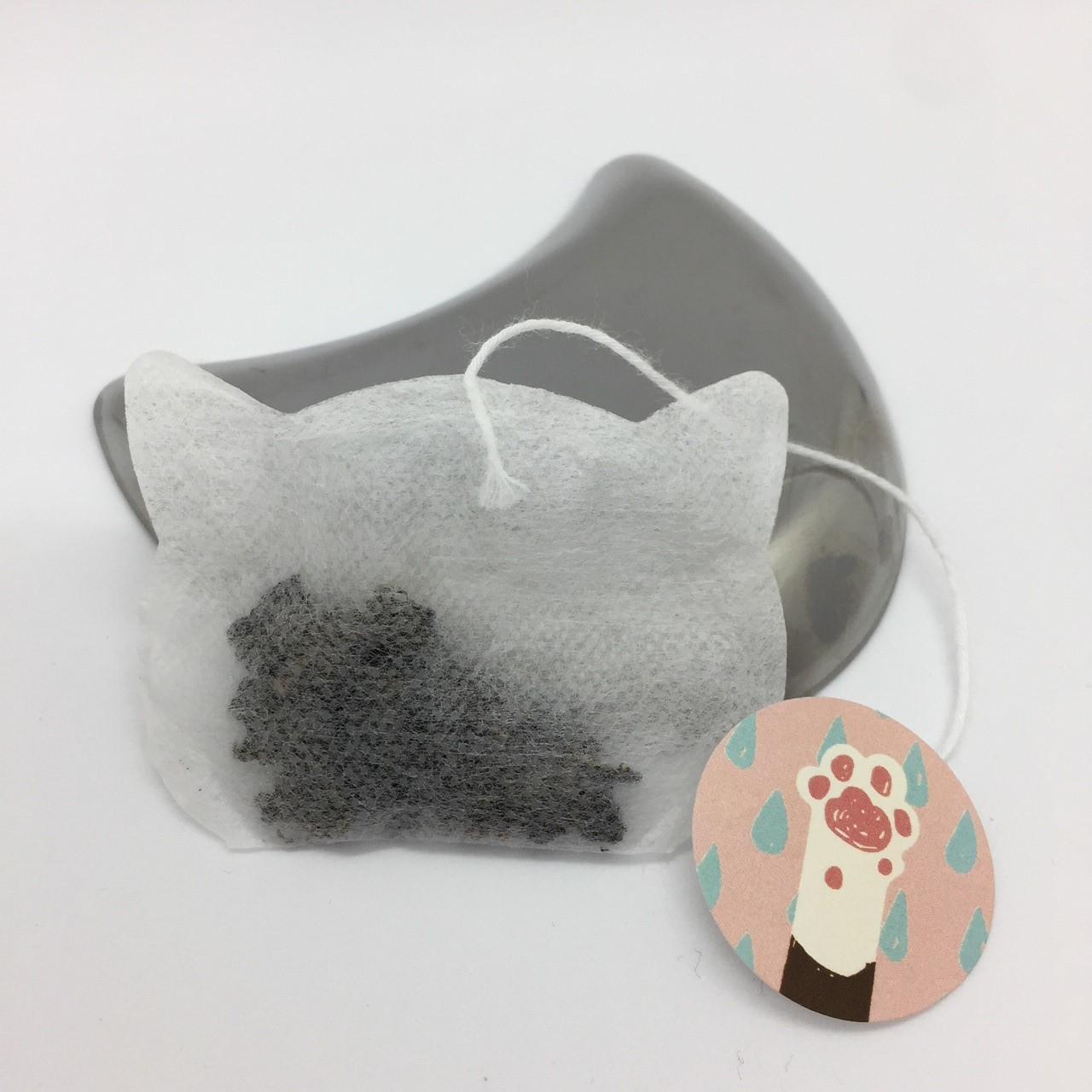 台湾茶が初めての方にもオススメ/台湾茶8種の猫型ティーバッグセット