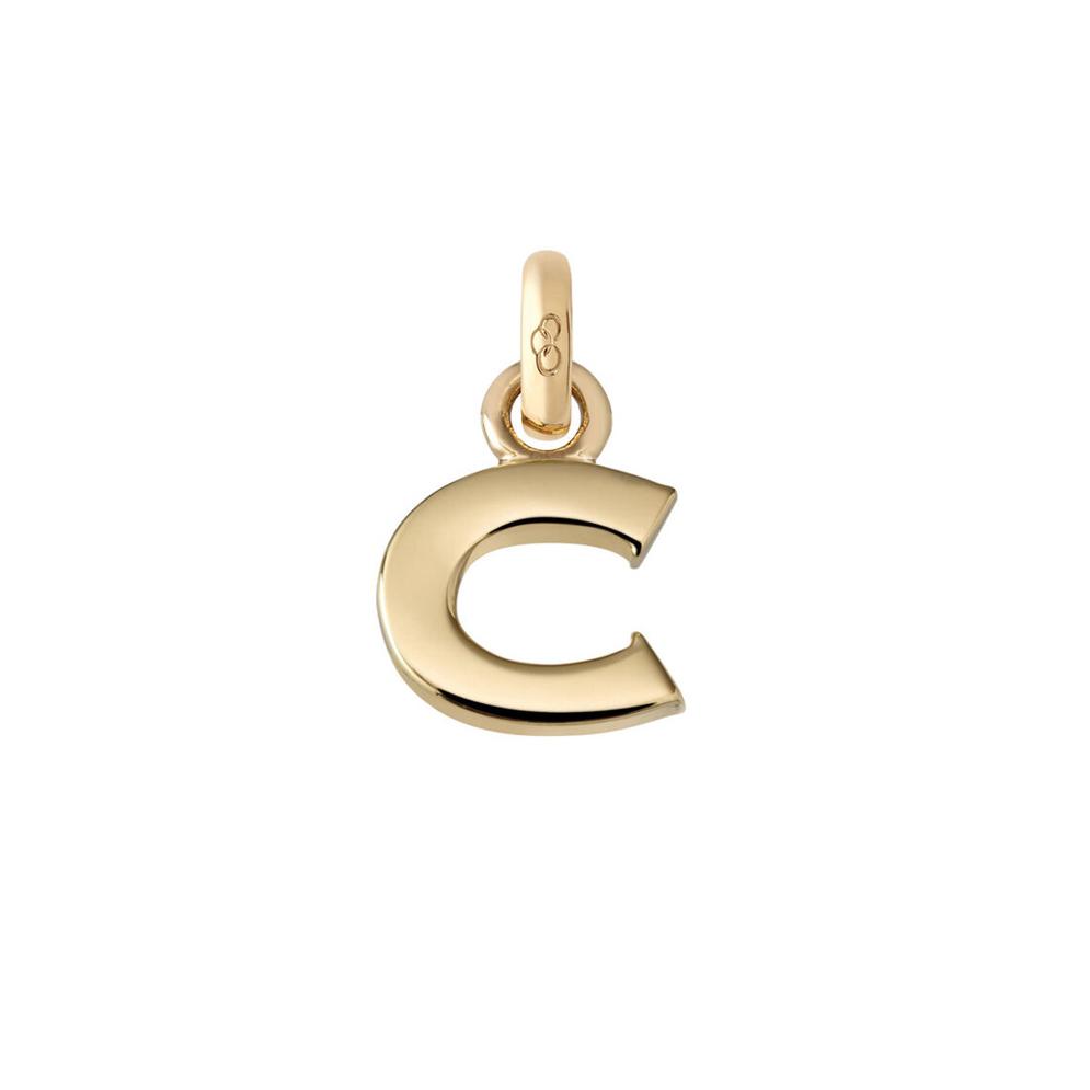 アルファベット C チャーム