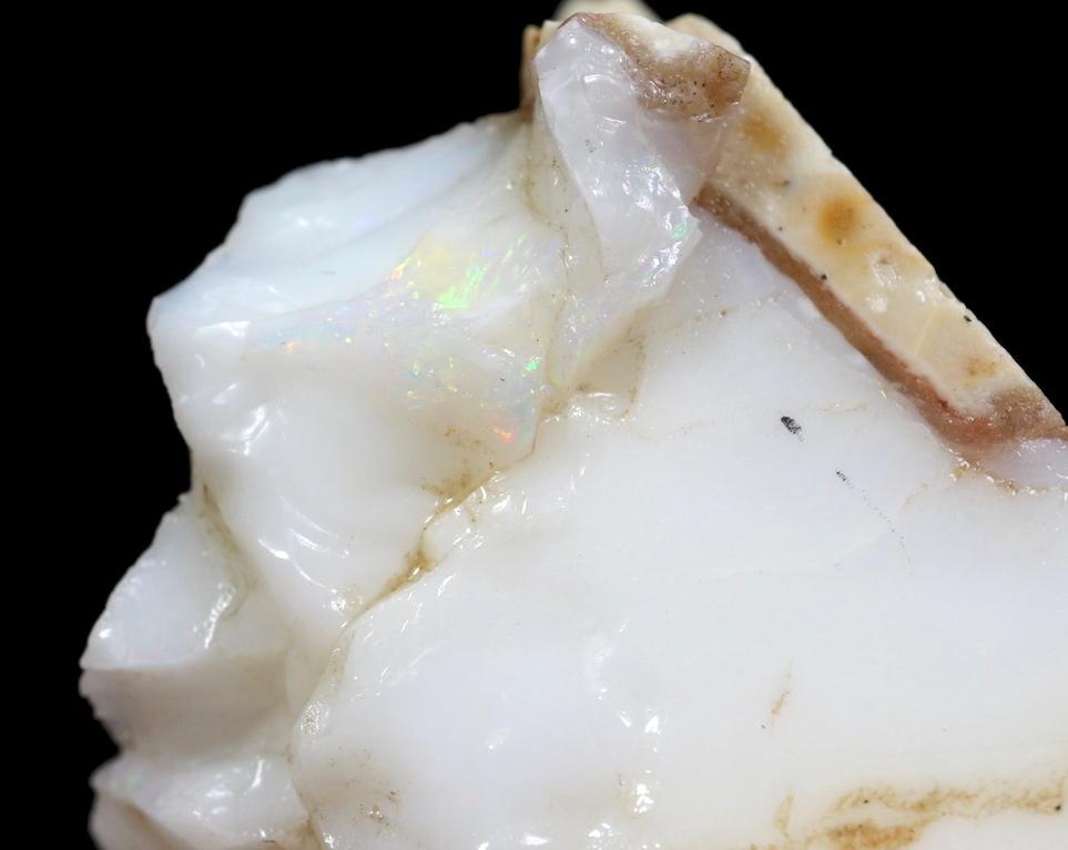 スペンサーオパール アイダホ産 23,5g SCO072 原石 鉱物 天然石 パワーストーン