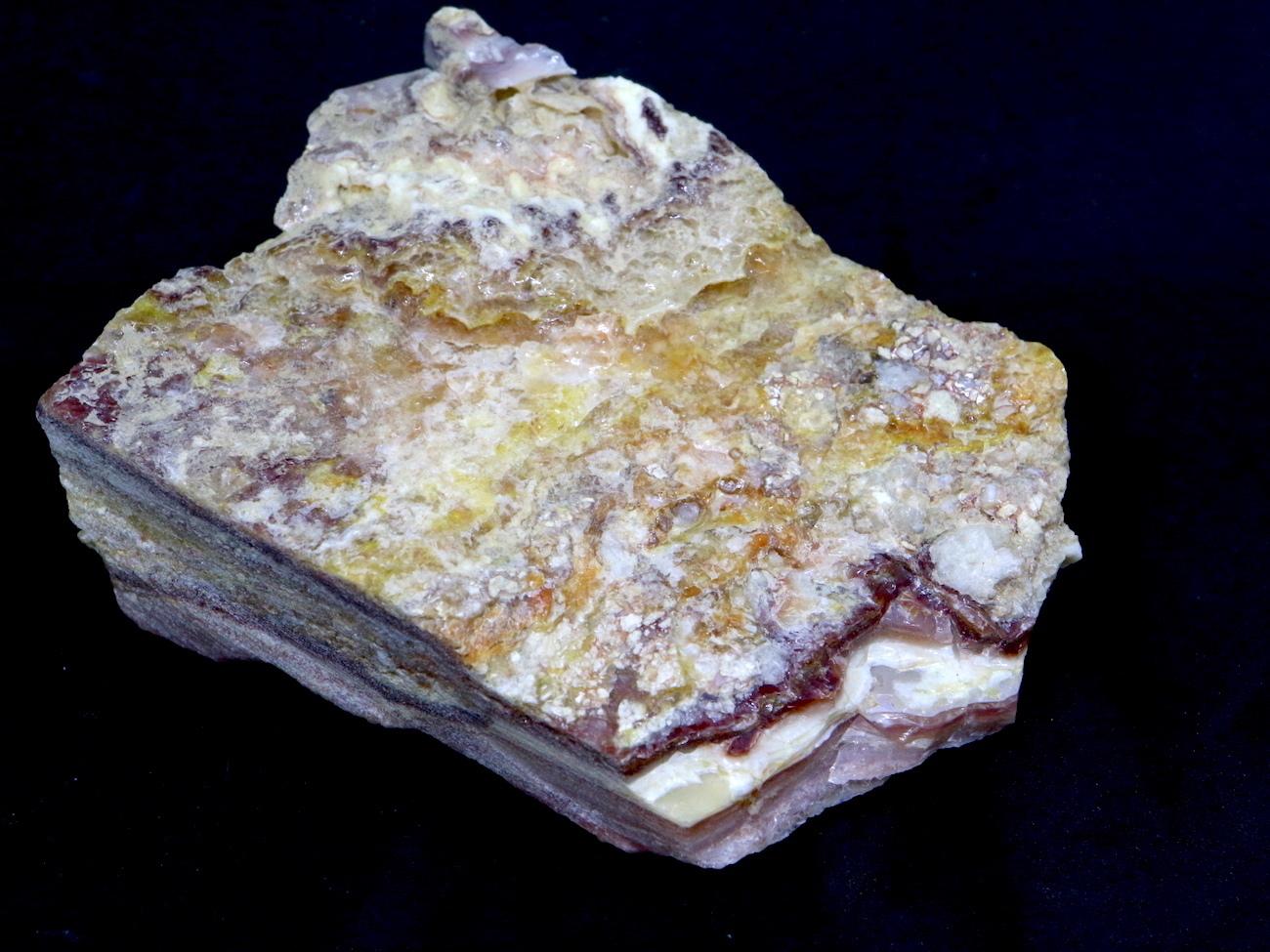 稀少!ベーコン オパール  原石 249g BCO010 鉱物 天然石