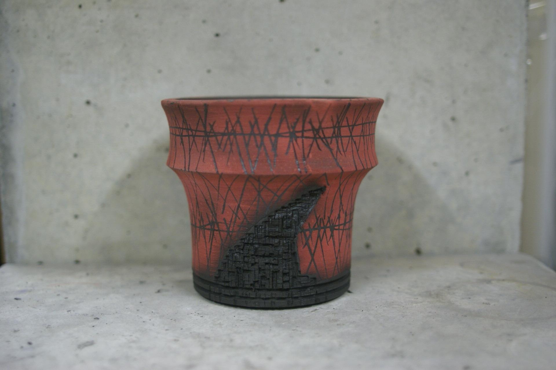 KAMAKAZE CYLINDER RED 02