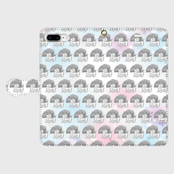 タナラン手帳型スマホケース