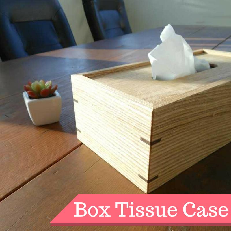 【BOXティッシュケース】 - 画像1