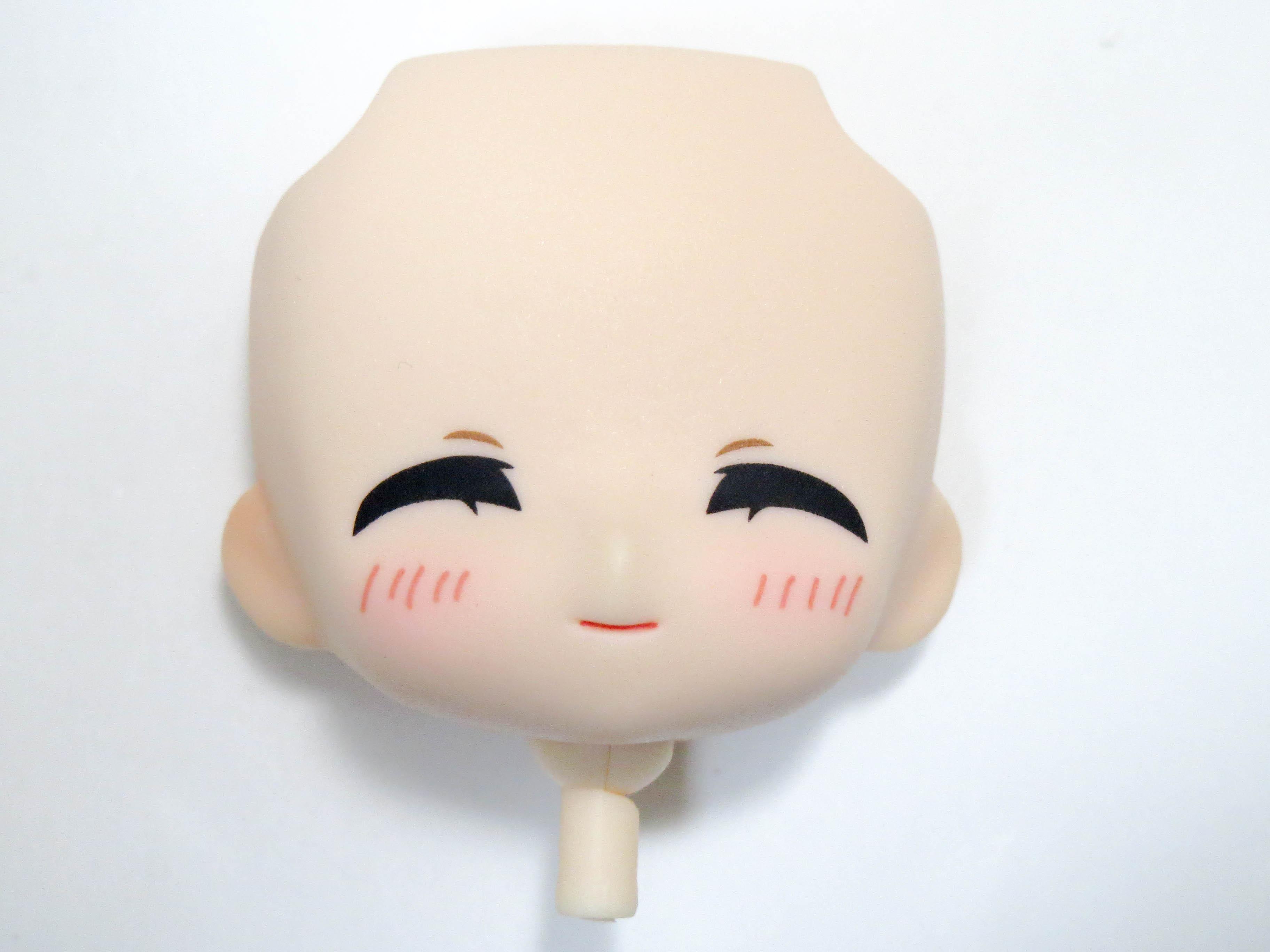 【102】 琴吹紬 顔パーツ 笑顔 ねんどろいど