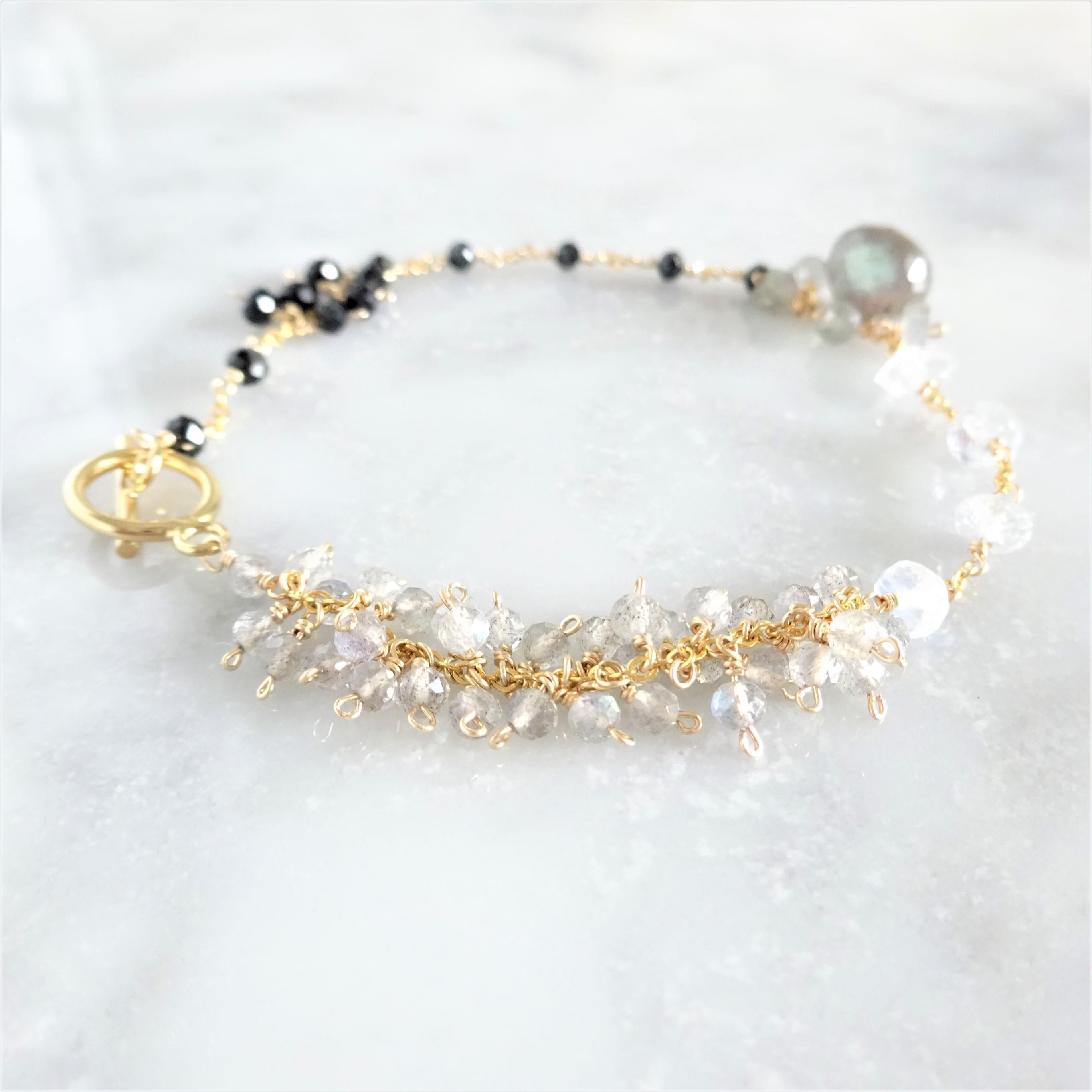 14kgf*monotone volume bracelet